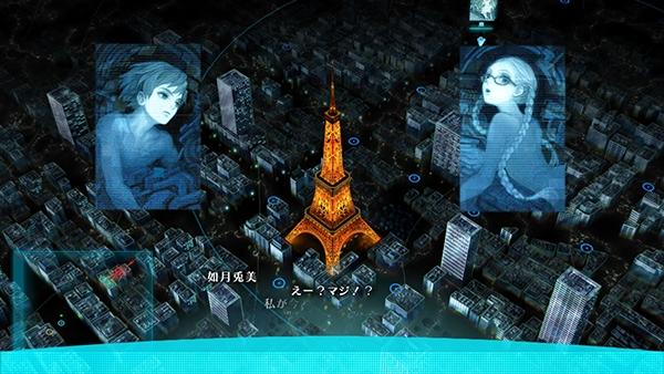 13 Sentinels Aegis Rim - personnages