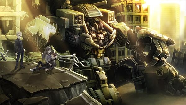 13 Sentinels Aegis Rim - robots