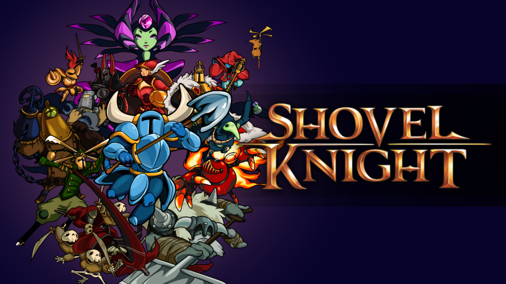 Shovel Knight - art