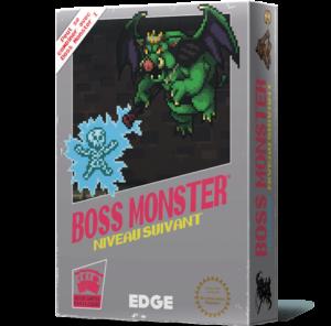 Boss Monster Niveau Suivant Boîte