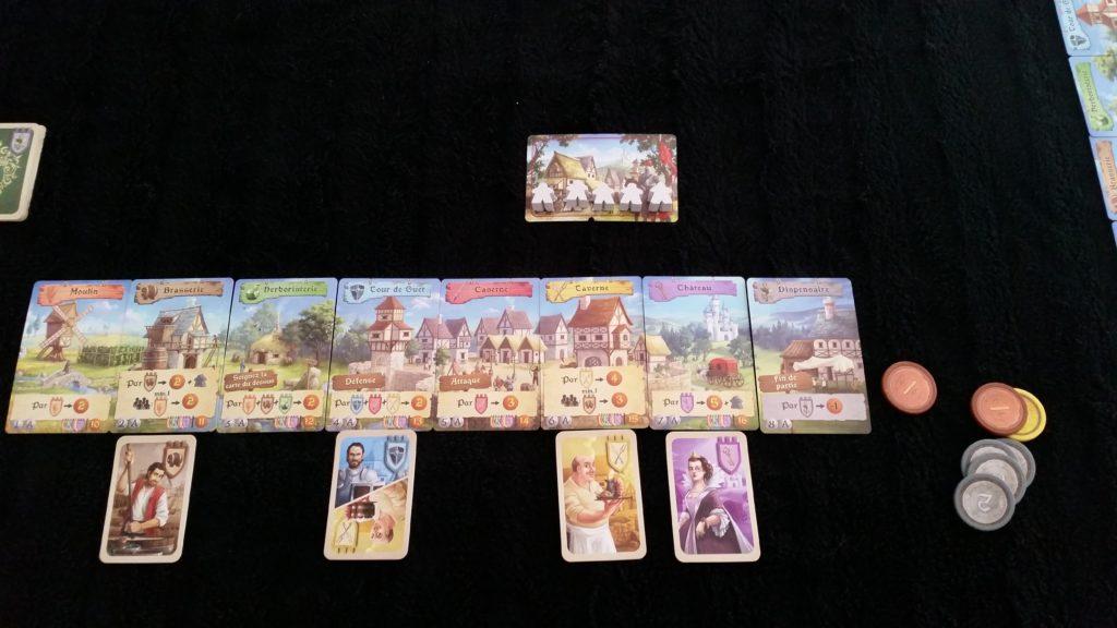 Majesty board joueur