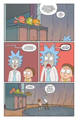 Rick et Morty tome 1