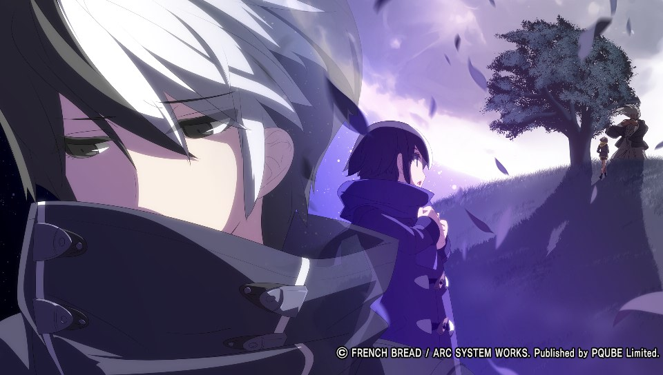 UNDER NIGHT IN-BIRTH Exe:Late[st] - fin