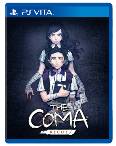 PS Vita THE COMA RECUT