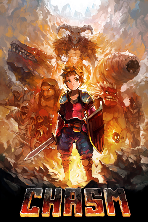 Poster - Chasm