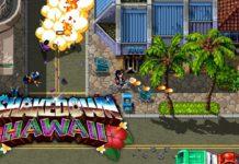Bannière - Shakedown Hawaii