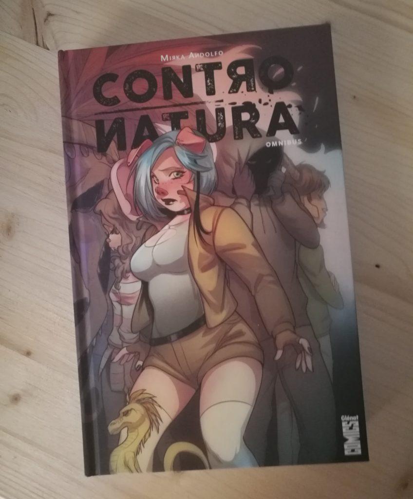 Glénat VF - Contro Natura