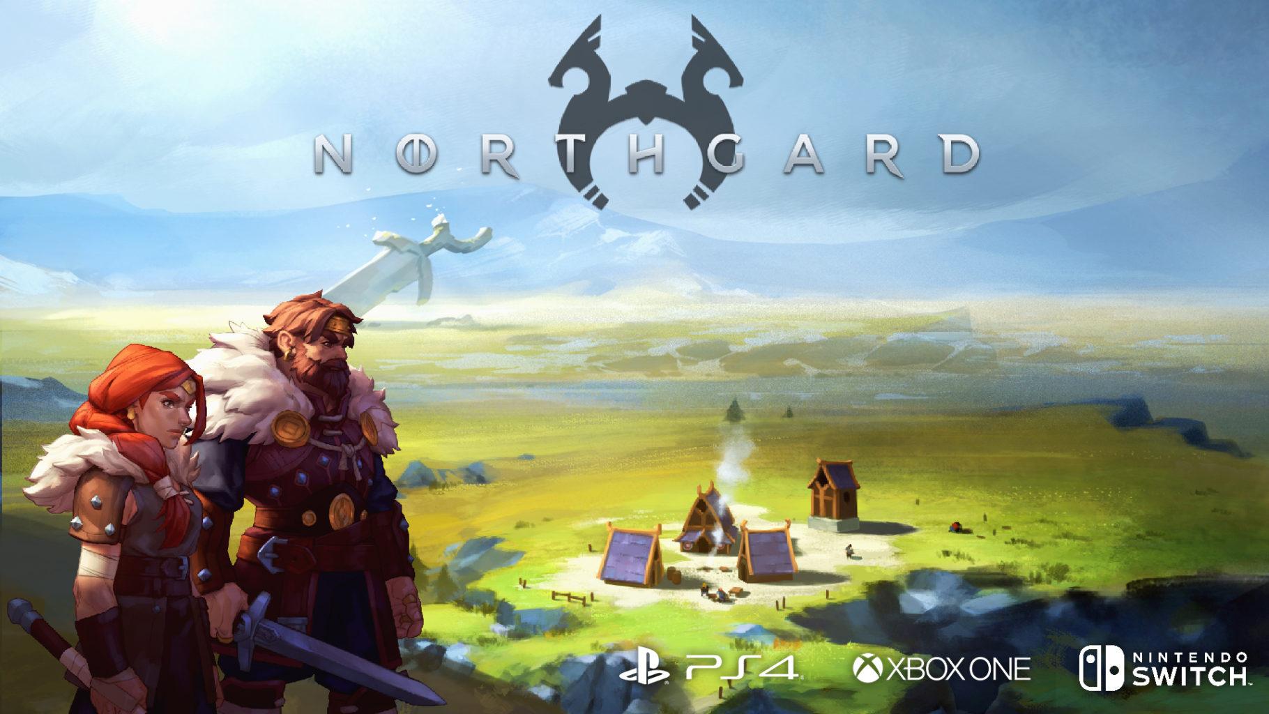 Northgard – Uncharted Lands, la campagne Kickstarter arrive !
