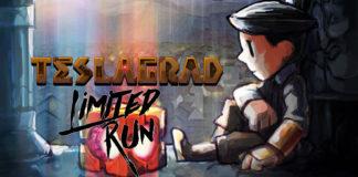 Teslagrad Limited Run Games