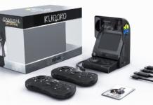 Neo Geo Mini Samurai Shodown - Noir