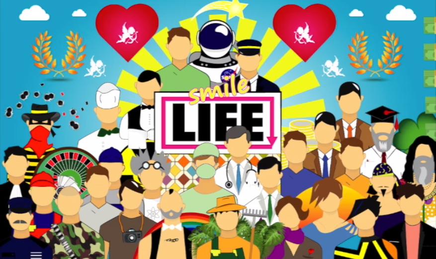 Smile Life – Une vie à construire, des vies à pourrir