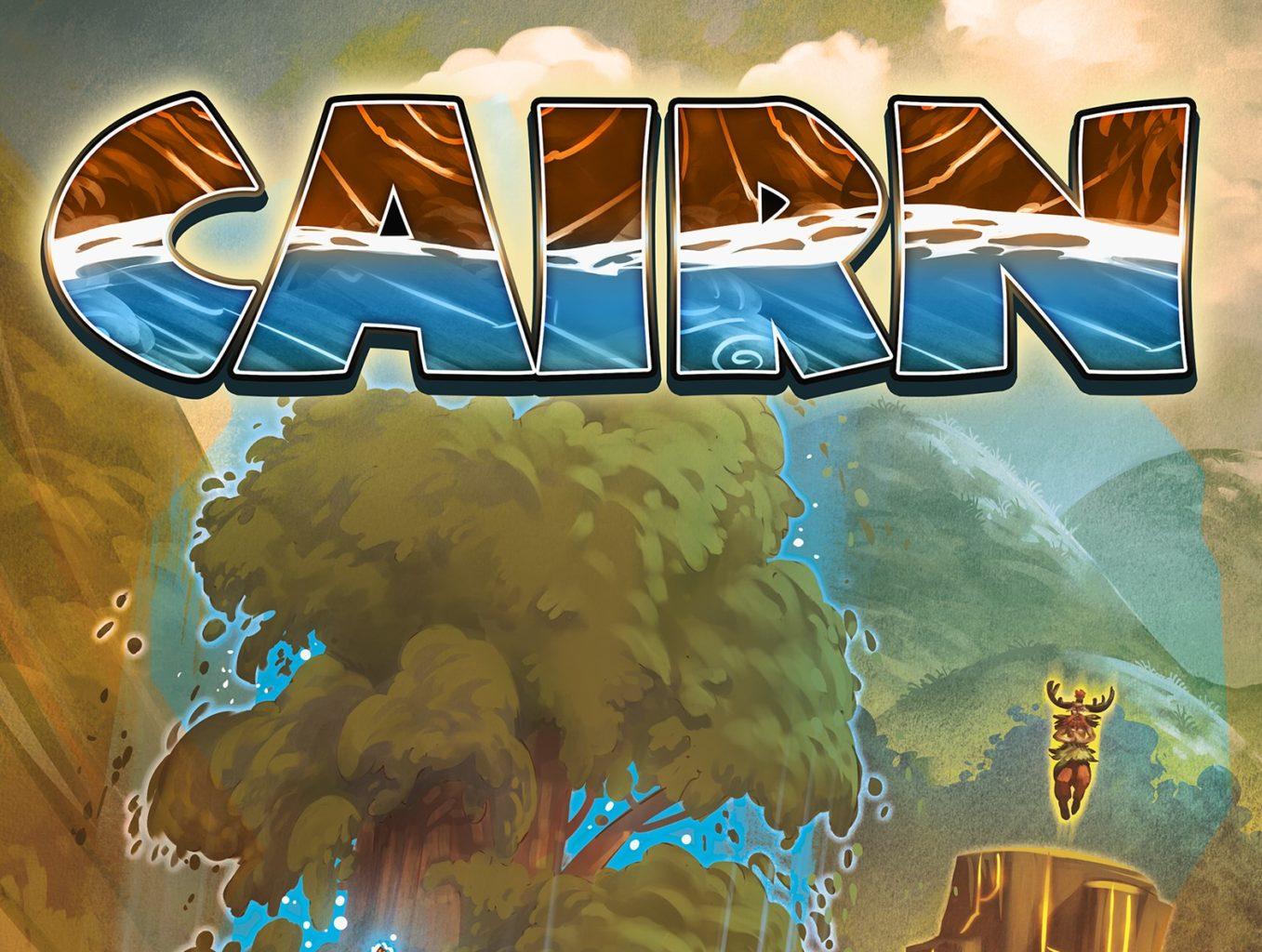 Cairn – Duel tactique et magique de Chamans !