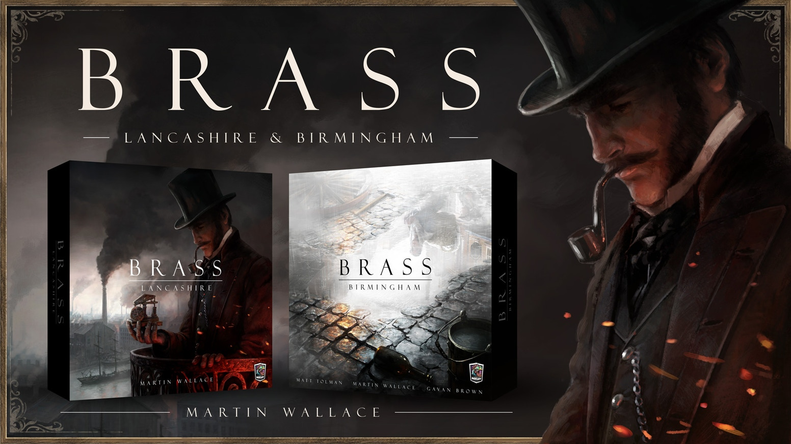 Brass – On va industrialiser à tours de Brass !