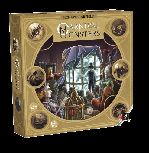 Carnival of Monsters – Venez découvrir notre collection 2020 !