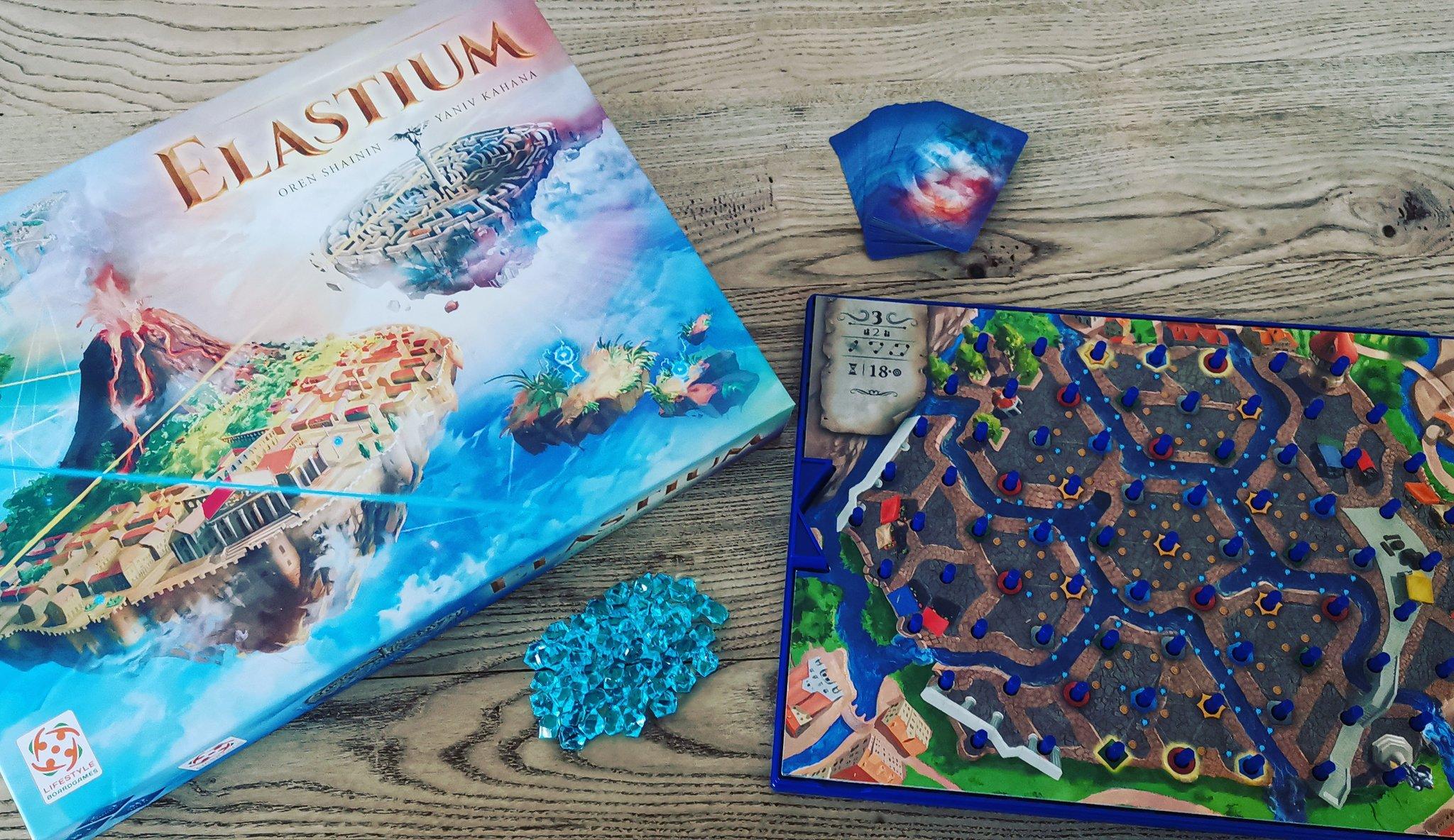 Elastium – Les élastiques, c'est fantastique?