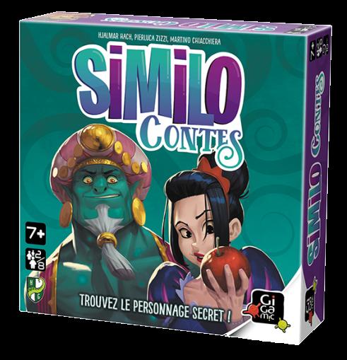 Similo – Identifier une personnalité grâce à des associations ou des dissociations