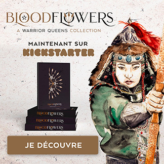 Bloodflowers: A Warrior Queens Collection