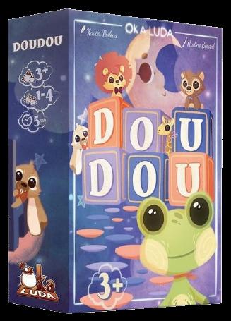 Doudou, un jeu de déduction pour les tous petits