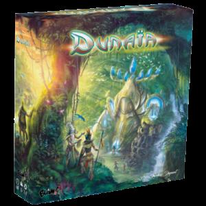 Dunaïa - Boite du jeu