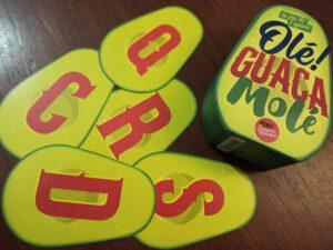 Cartes classiques d'Olé Guacamolé