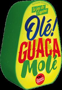 Boite de Olé Guacamolé