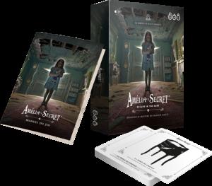 Boite d'Amelia's Secret
