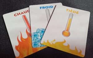 Cartes températures