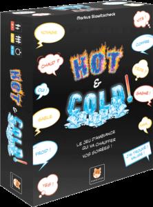 Boite de Hot & Cold